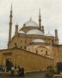 The Alabaster mosque